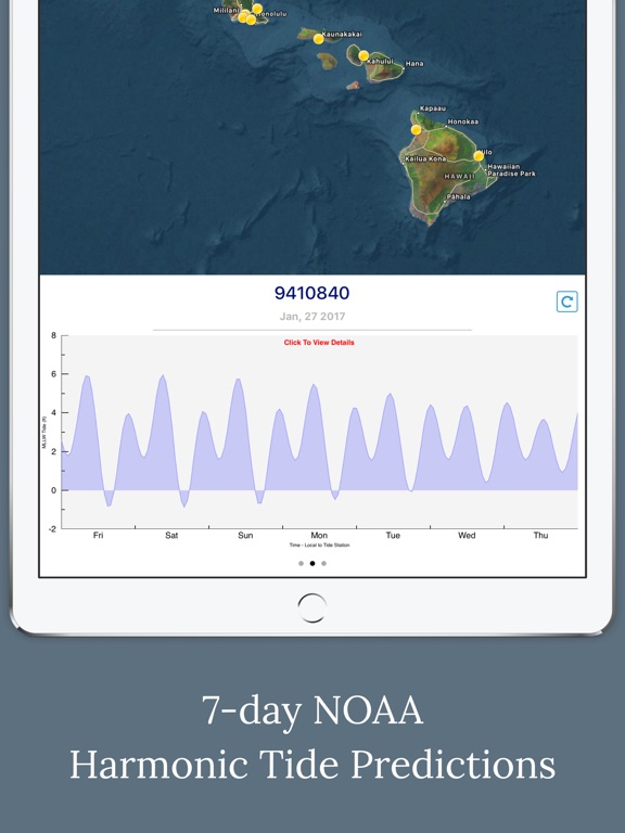 High Tide Charts And Graphs App Price Drops