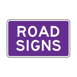 Road Signs Sticker Pack