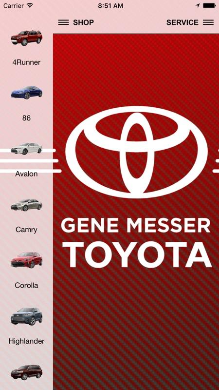 Gene Messer Toyota Online Hack Tool