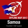 萨摩亚 旅游指南+离线地图