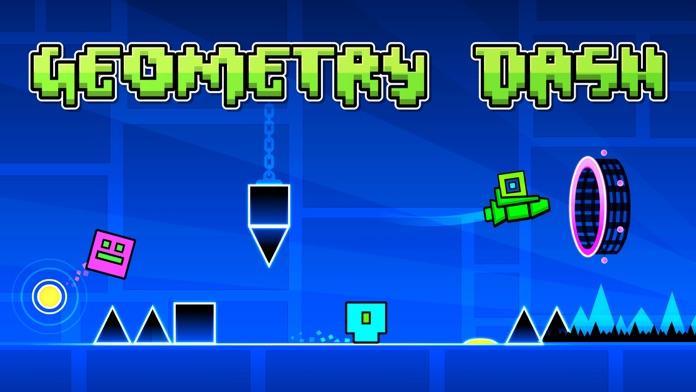 Geometry Dash Lite Screenshot