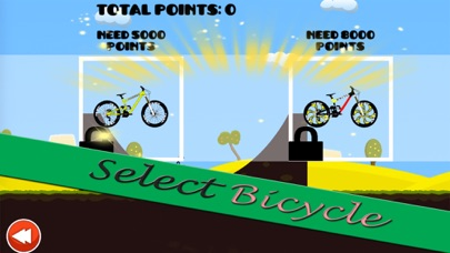 Mountain Bike BMX Adventure Screenshot