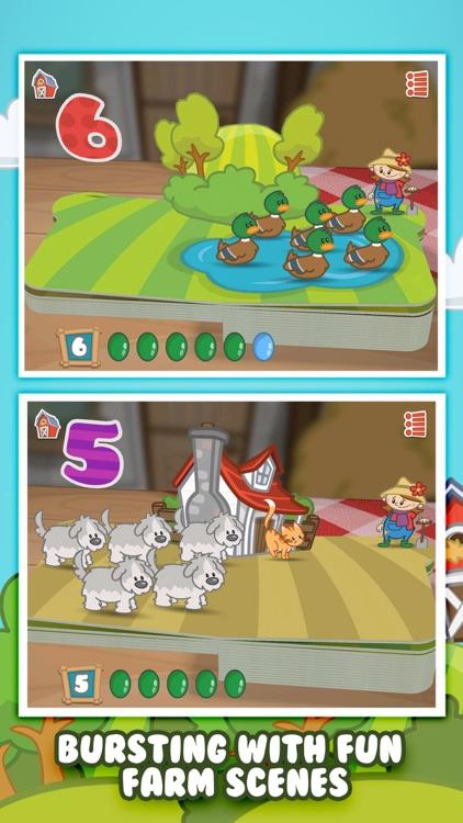 Farm 123 ~ StoryToys Jr screenshot-4