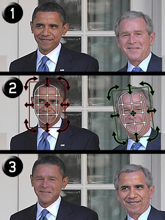 フェイススワップ (iSwap Faces)のおすすめ画像5
