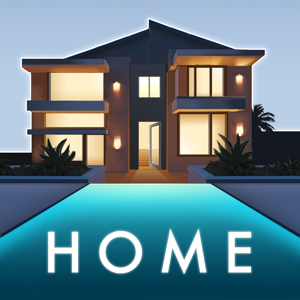 Design Home Games app