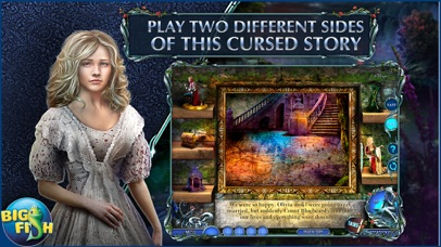 Dark Romance: Curse of Bluebeard - Hidden Objects screenshot 3