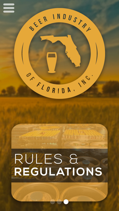 Beer Industry of Florida screenshot one