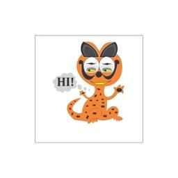 Milu stickers by Gorea Mihai