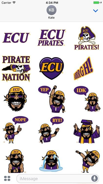 ECU® Animated Stickers
