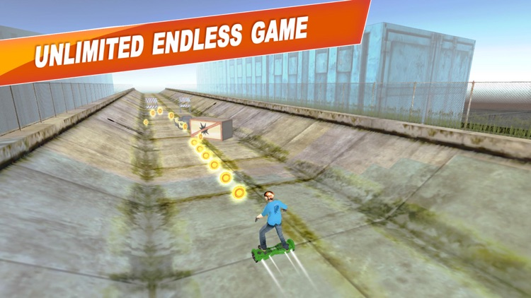 Extreme Hoverboard: Hover Bike Racing Sim HD