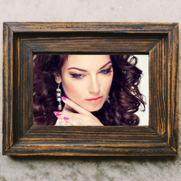 Wooden Photo Frames Editor U0026 Wood Picture Effects