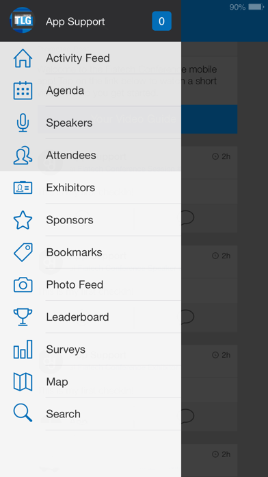 TLG 2017 Conference screenshot 1