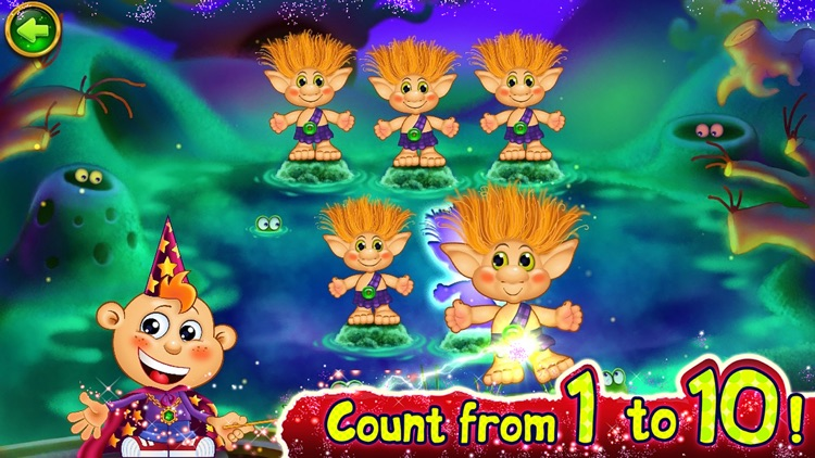 Counting & Numbers. Learning Games For Toddlers screenshot-4