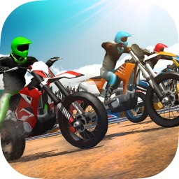 Dirt Bike - Traffic Race