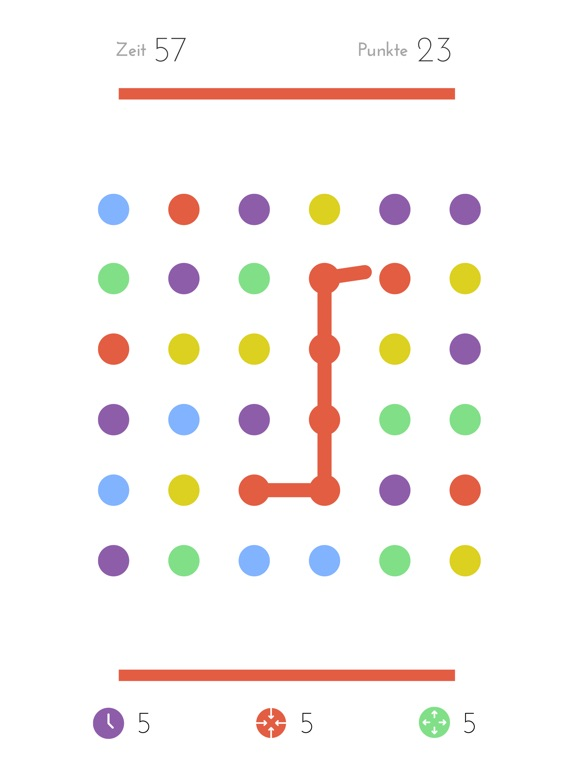 Dots: A Game About Connecting Screenshot