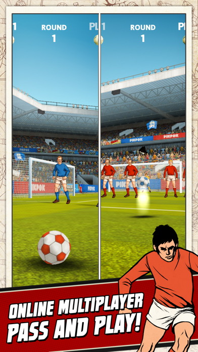 Flick Kick Football-2