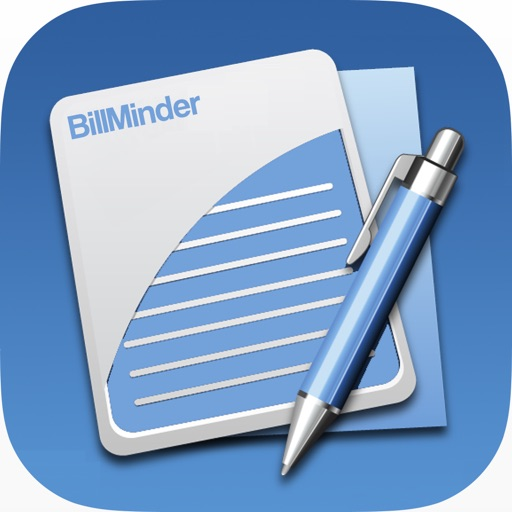 "BillMinder - ""Payment Reminder"""