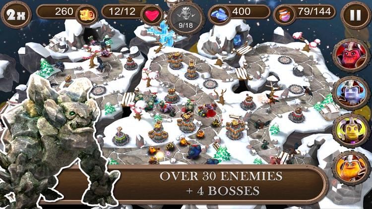 Brave Guardians TD screenshot-3