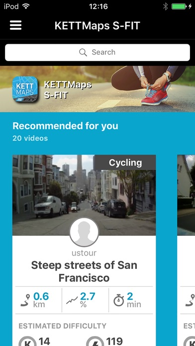 Kettmaps App Insight Download
