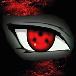 Sharingan Eyes Photo Editor Sasuke Naruto Edition على App Store