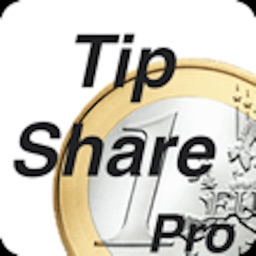 TipShare Pro - Share your tip quick and fair