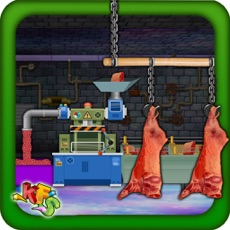 Activities of Meat Factory & Maker- Food Game for Little Chef