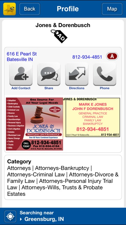 ETC Yellow Pages screenshot-4