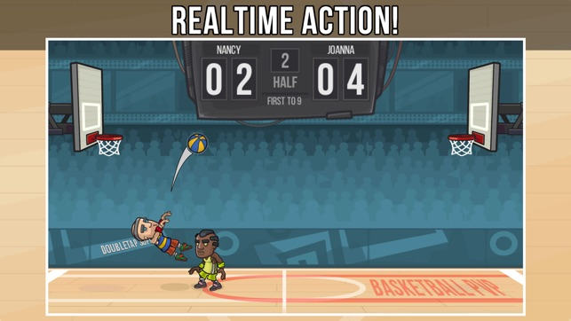 ec69d6f9bc51 Basketball PVP on the App Store
