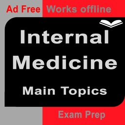 Internal Medicine- Main Topics 12500 Flashcards