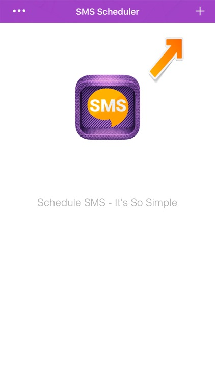 SMS HERO - Schedule any sms to be sent on time screenshot-0