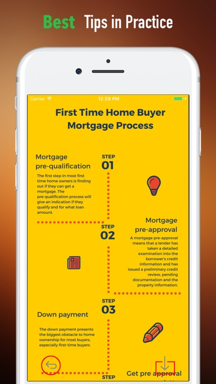 First Time Home Buyers Tips-Buy Your First Home screenshot-3