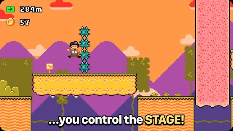 Stagehand: A Reverse Platformer screenshot-4