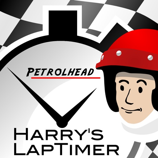 Harry's LapTimer Petrolhead app logo