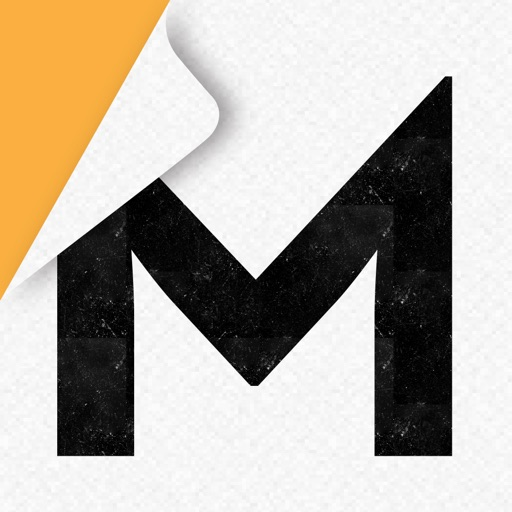 Makr: Logo Design, Wedding Invites & Custom Shirts app logo