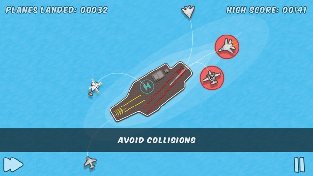 Planes Control - Land & Fight on the App Store