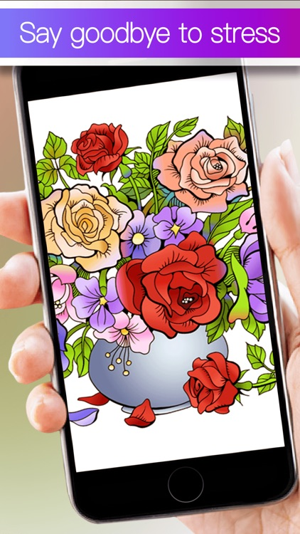 Colorfly : Coloring Book for Adults - Free Games