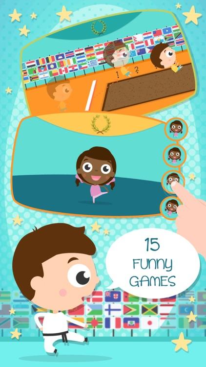 Nursery Games - Sports Edition screenshot-0