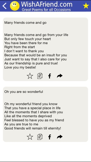 Poems Love Friends Family On The App Store