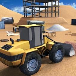 Hill Construction Contract : Truck Climb N Parking