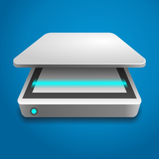 One Scanner PRO - scan to PDF document and print