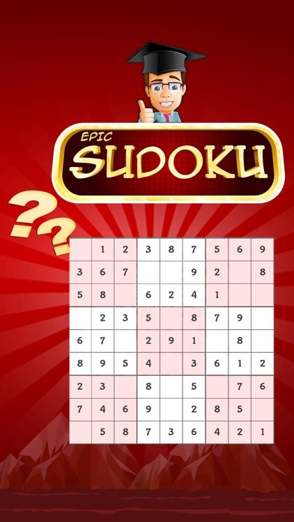 Epic Sudoku screenshot-3