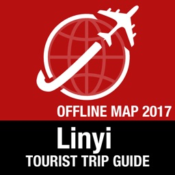 Linyi Tourist Guide + Offline Map