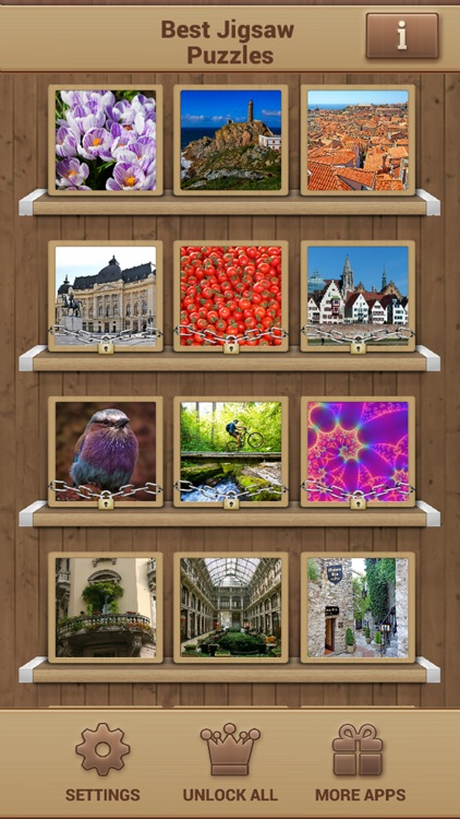 Best Jigsaw Puzzles screenshot-1