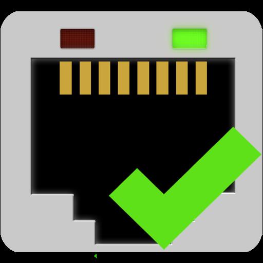 Статус Ethernet - LAN Status