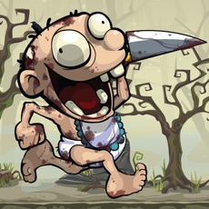 Activities of Zombie Run Game : jumping and running games