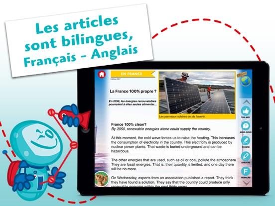 Screenshot #6 pour Le Progrès des Enfants