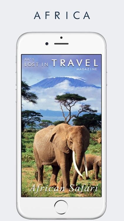 AAs Lost in Travel Magazine screenshot-3