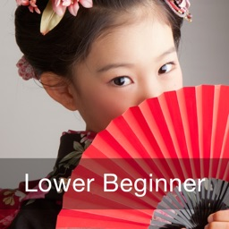 Japanese Lower Beginner for iPad
