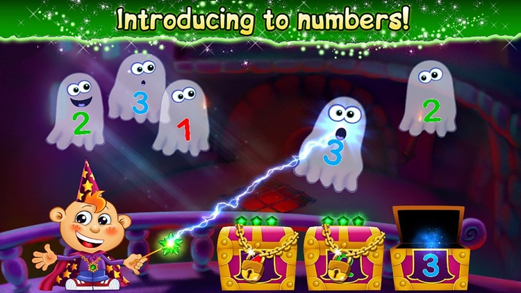 Counting & Numbers. Learning Games For Toddlers screenshot-3