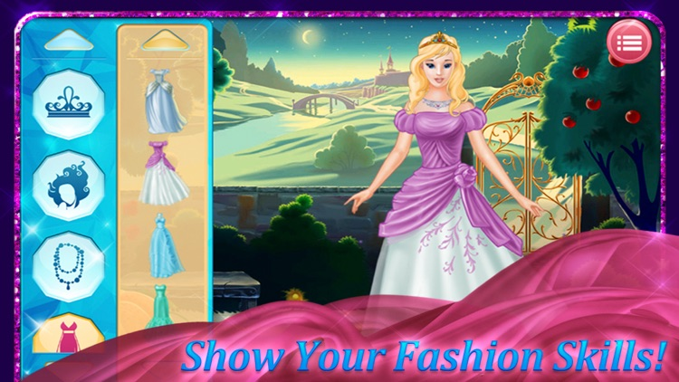 Princess Dress-Up
